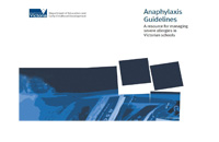 Anaphylaxis management guidelines