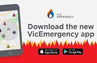 Bushfire preparedness app