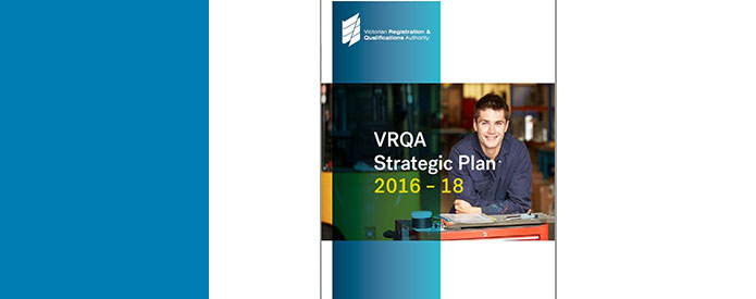 VRQA Strategic Plan 2016 – 18