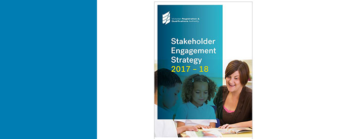 Stakeholder Engagement Strategy 2017 – 18