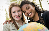 Overseas secondary student exchange programs