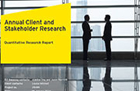 Client and stakeholder research